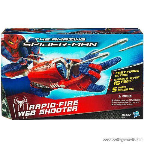 Spider-Man Pókember gyorstüzelő hálóvető - készlethiány