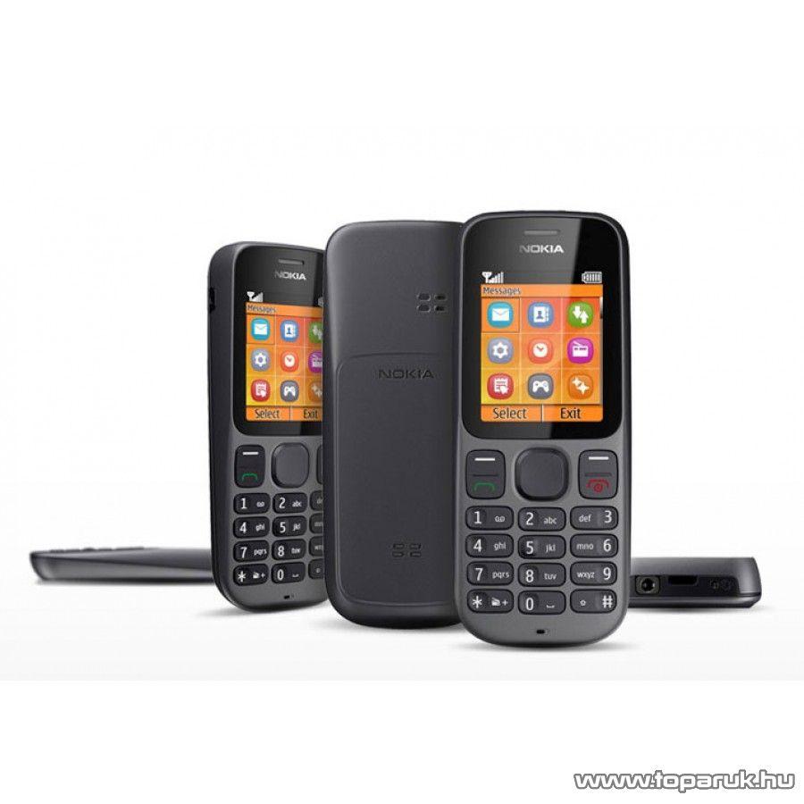Nokia 100 kártyafüggetlen mobiltelefon - készlethiány