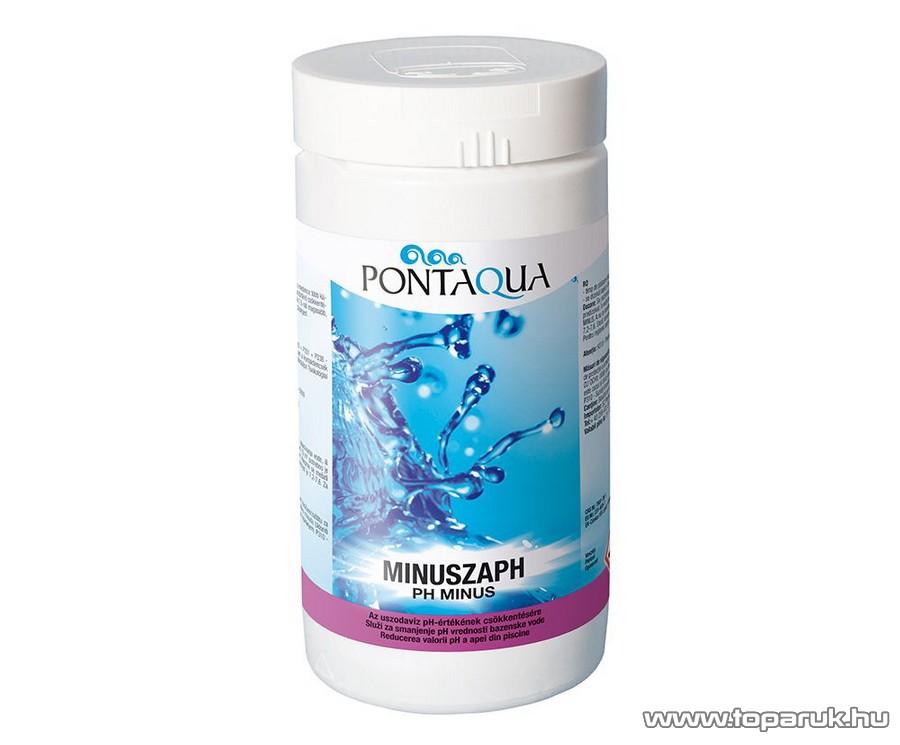 PoolTrend / PontAqua PH MINUS (minuszaph) medence pH beállító szer, 1,5 kg