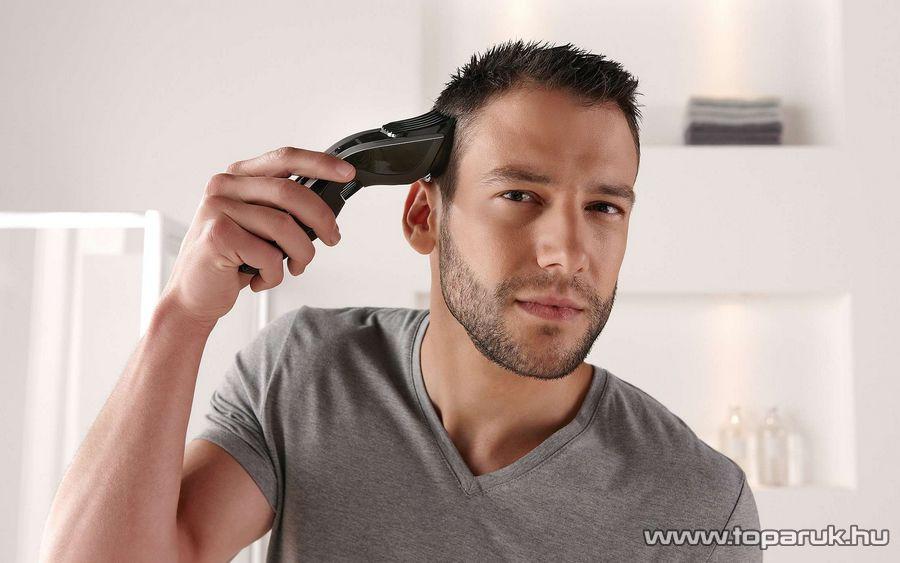 Philips HC5450/80 Hairclipper Akkumulátoros hajvágó, hajnyíró titánium pengékkel - készlethiány