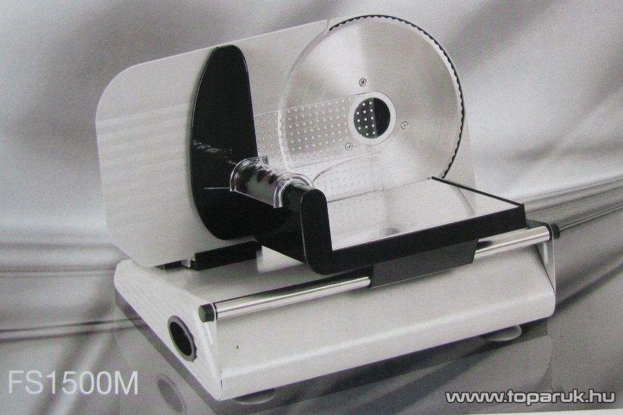 Tarrington House FS1500M Elektromos fém szeletelő - készlethiány