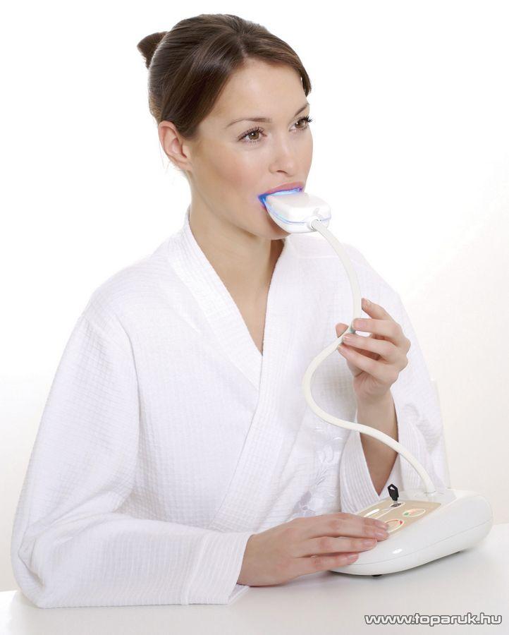 Rio DCWH7-C Professzionális, otthoni fogfehérítő készülék