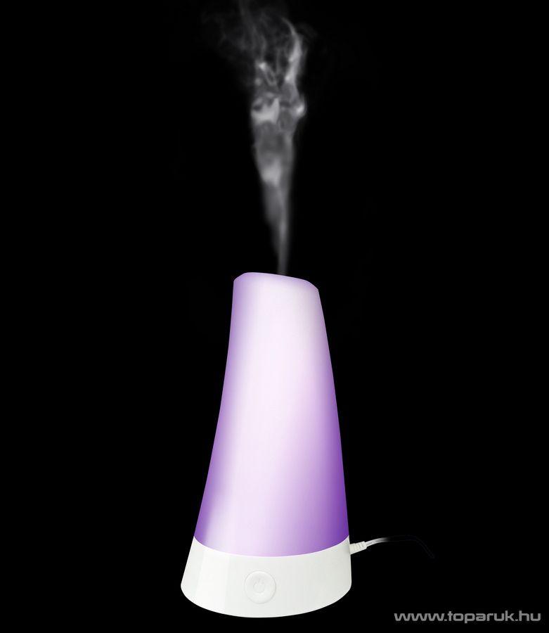 Rio DHNL Bodi-Tek Ultrahangos párásító és aroma párologtató színterápiával