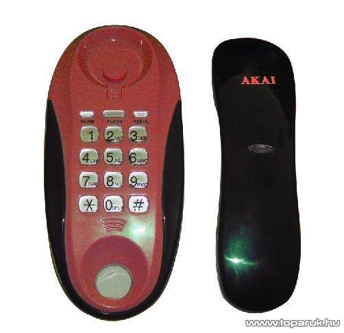 Akai CDP-3280 Vezetékes, alapfunkciós hagyományos analóg telefon készülék - készlethiány