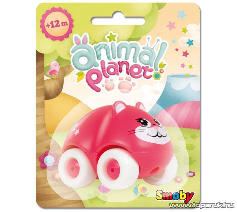 Smoby Animal Planet állatos kisautók (7600211352) - Megszűnt termék: 2015. November