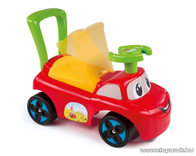 Smoby Auto Balade bébitaxi - piros (7600445010) - készlethiány