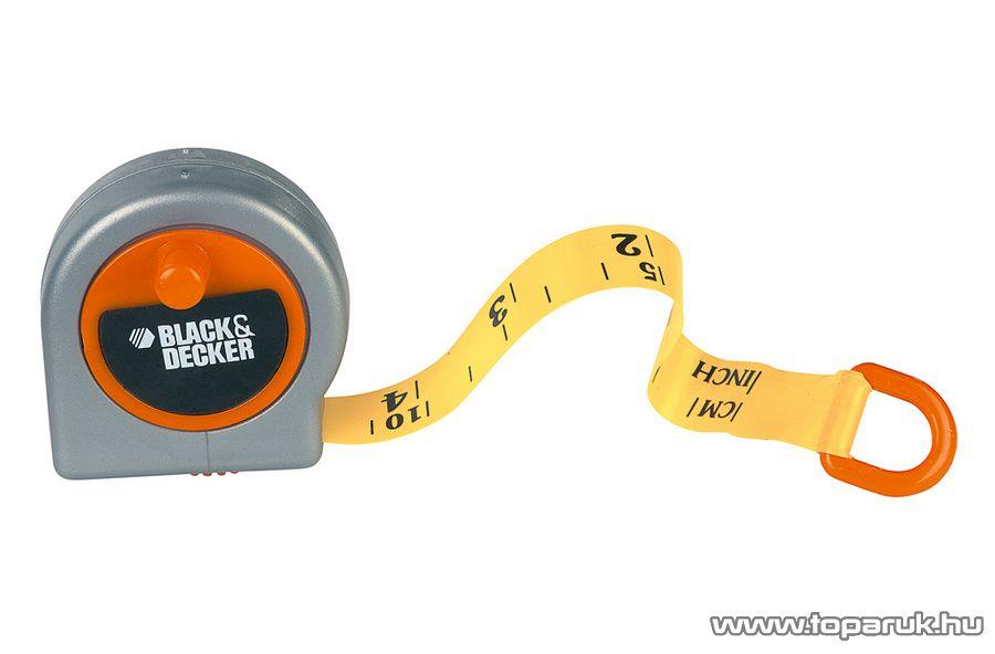 Smoby Black & Decker (B&D) Szerelőtáska szett (7600500179)