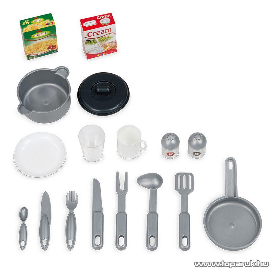Smoby Bon Appetit játék konyha - zöld-fehér (7600024216) - készlethiány