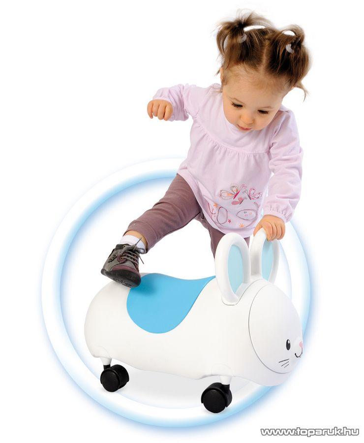 Smoby Cotoons Happy Mouse bébitaxi, 2 féle szín! (7600447004) - Megszűnt termék: 2015. November