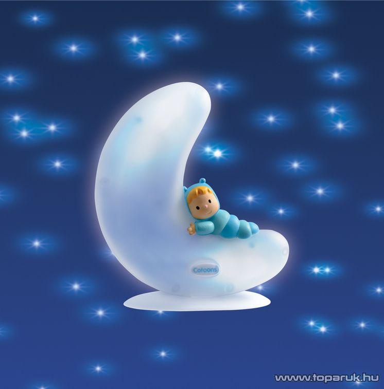 Smoby Cotoons Jó éjszakát lámpa (7600211335) - készlethiány