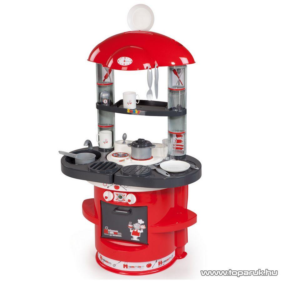 Smoby Első játék konyhám (7600024159) - készlethiány