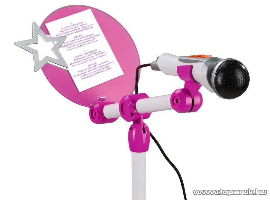 Smoby Hello Kitty Álló mikrofon, mikrofon állvány (7600027293) - készlethiány