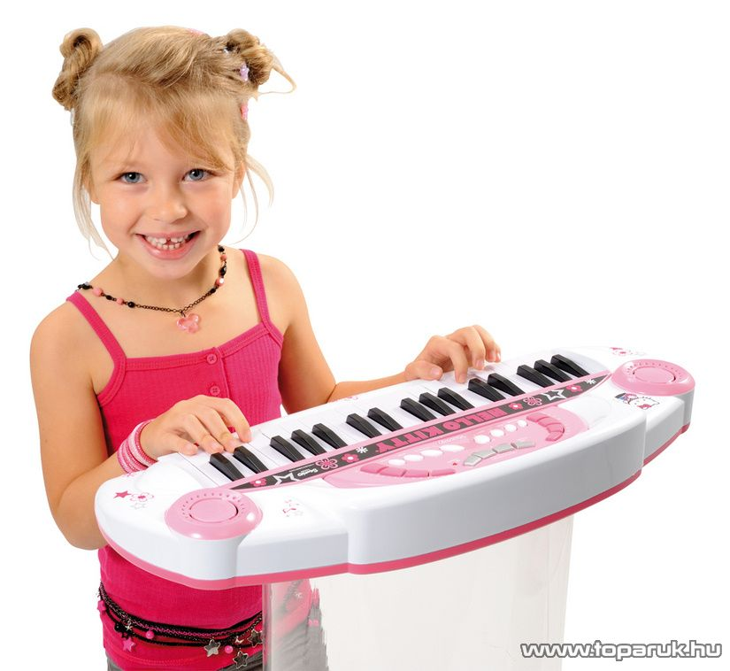 Smoby Hello Kitty szintetizátor (7600027276)
