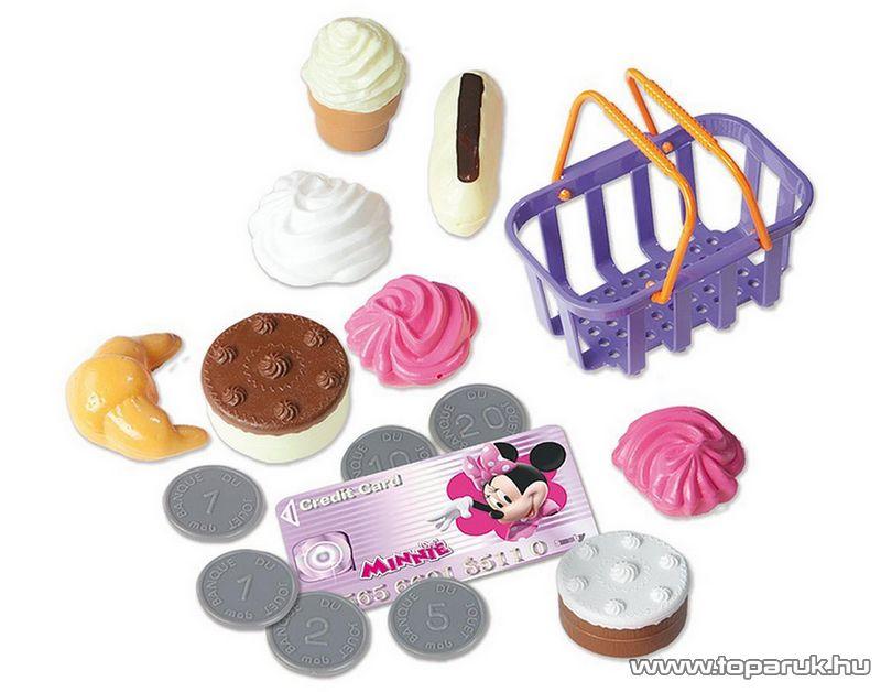 Smoby Minnie Egér Sütis bolt, mini cukrászda (7600024067)