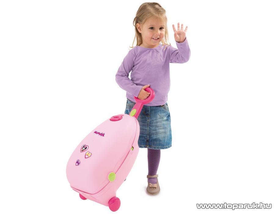 Smoby Minnie Egér Babacenter bőröndben (7600024207) - készlethiány