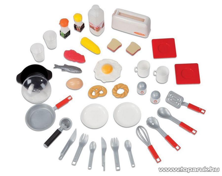 Smoby Tefal Super Chef játék konyha vízcsappal, vizes funkcióval (7600024213) - készlethiány