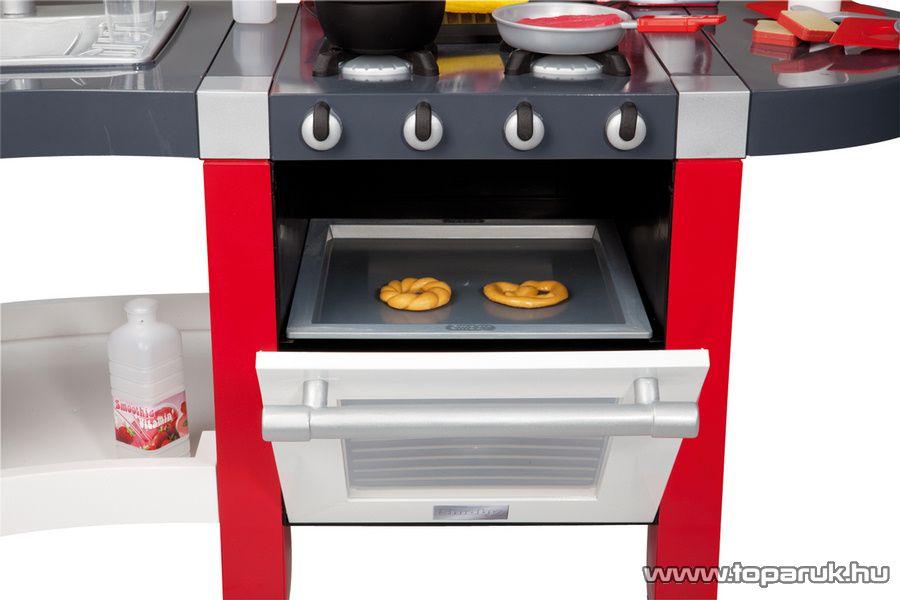 Smoby Tefal Super Chef játék konyha (7600024667) - Megszűnt termék: 2014. November