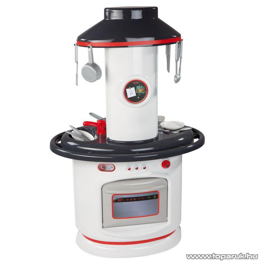 Smoby Tefal körbejárható Chef játék konyha (7600024139) - Megszűnt termék: 2015. November