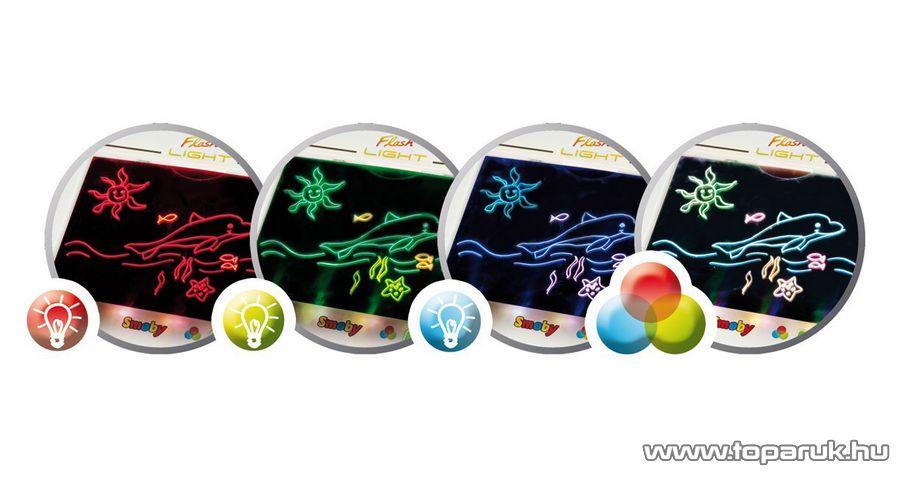 Smoby Világító rajzolótábla, rajztábla (7600028031) - Megszűnt termék: 2014. November