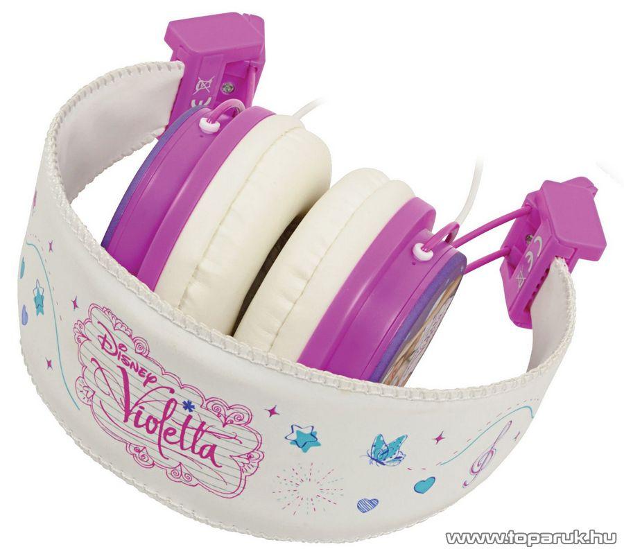 Smoby Violetta fejhallgató, fülhallgató (7600027222) - készlethiány