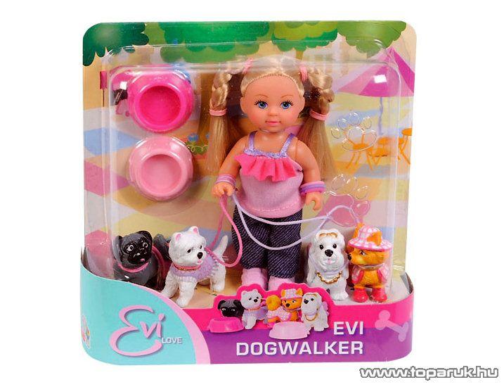 Steffi Love Évi baba kutyákkal (105739053)