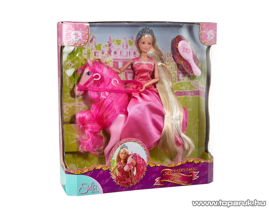 Steffi Love Hercegnő lóval (105734025) - készlethiány
