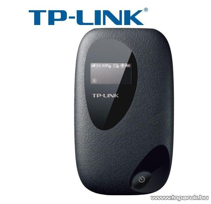 TP-LINK TL-M5350 3G WiFi router SIM kártya foglalattal (kártyafüggetlen zsebwifi)