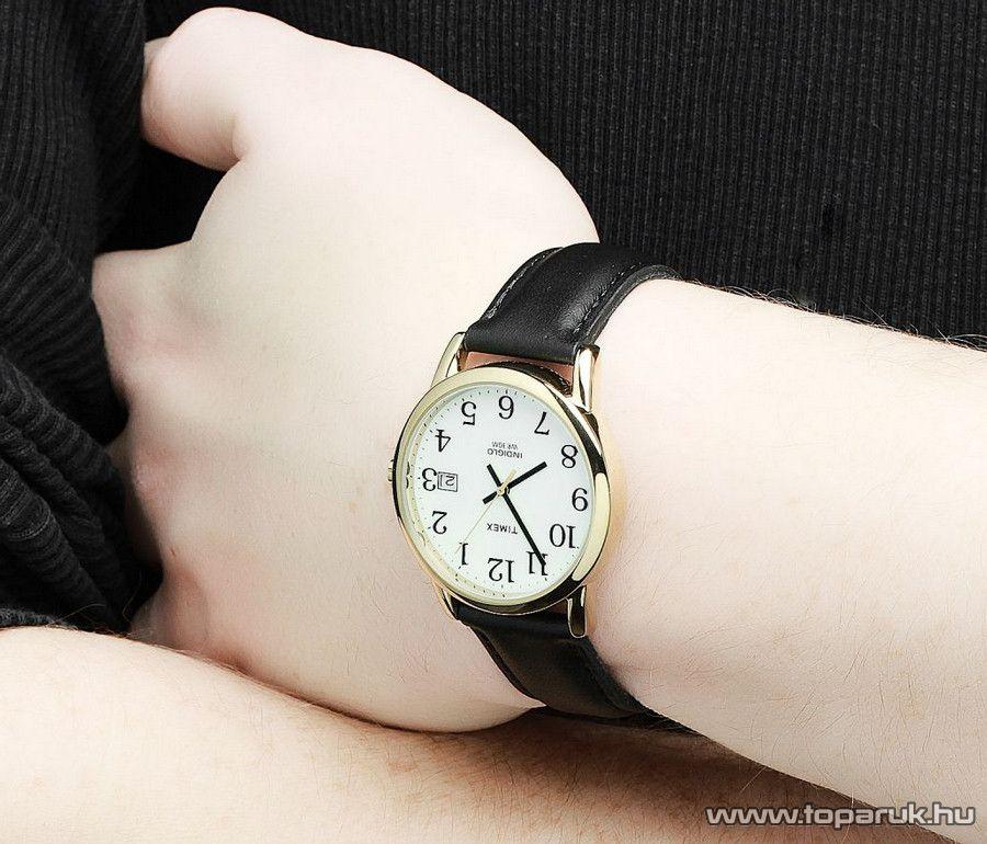 Timex T2H291 Analóg férfi karóra, ajándék kuponnal