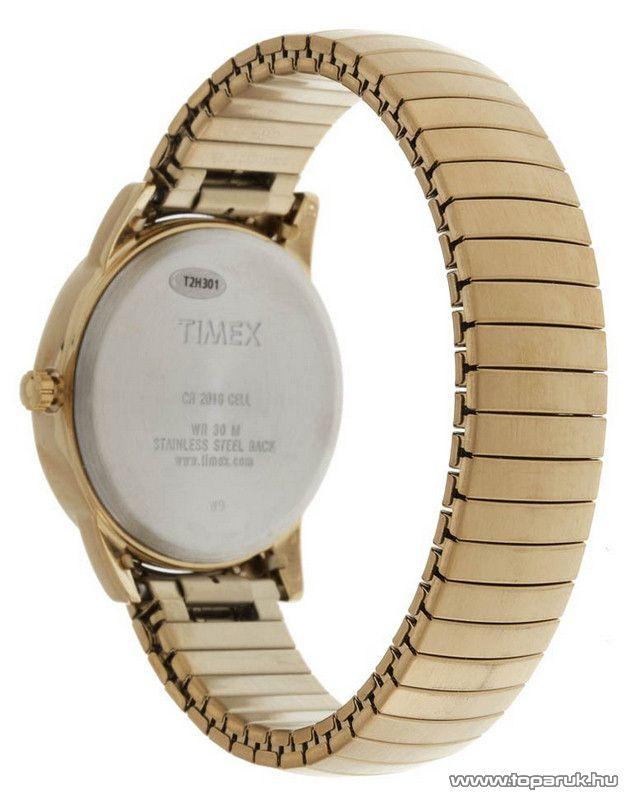Timex T2H301 Analóg férfi karóra, ajándék kuponnal