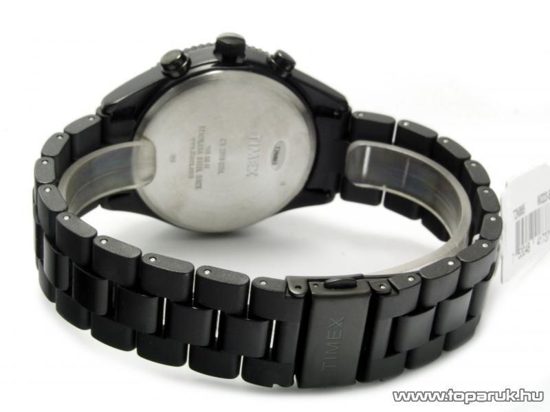 Timex T2N865 Originals Chronograph férfi karóra, ajándék kuponnal