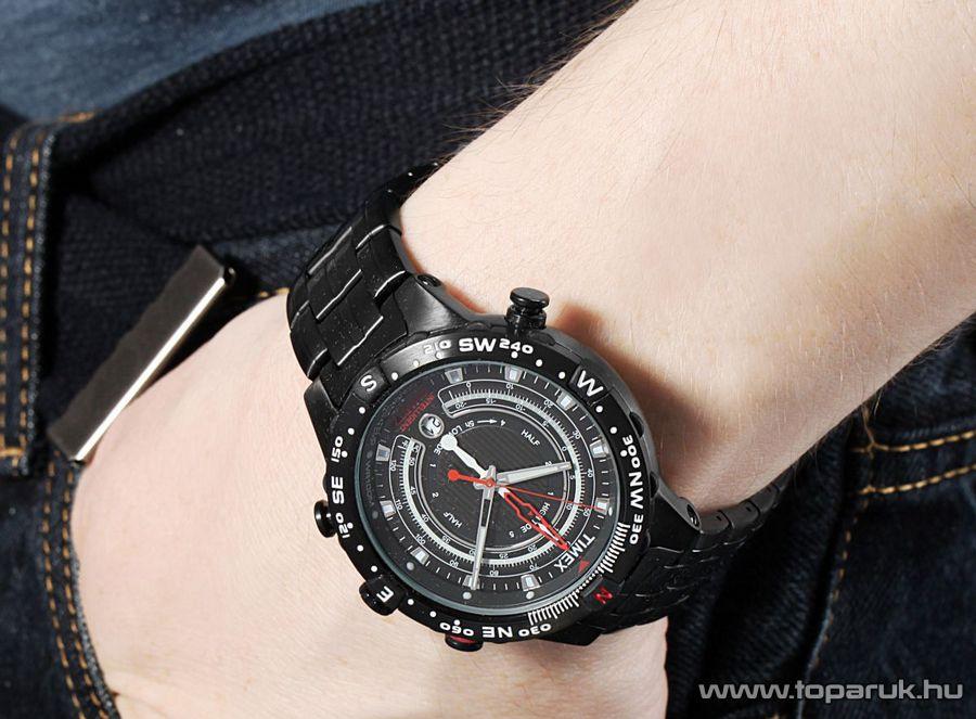 Timex T2P140 Intelligent Quartz férfi karóra hőmérsékletmérővel, ajándék kuponnal