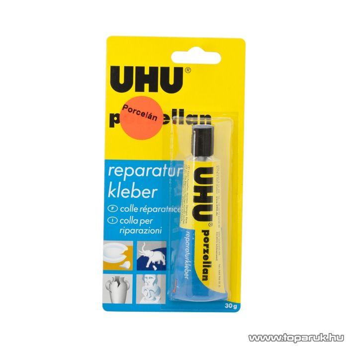 UHU Porcelánragasztó, 30g (U46800) - megszűnt termék: 2016. június