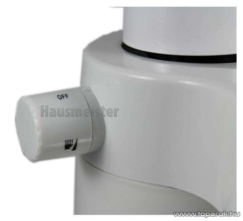 Hausmeister HM 6208 Eszpresszó kávéfőző 2 csészével - készlethiány