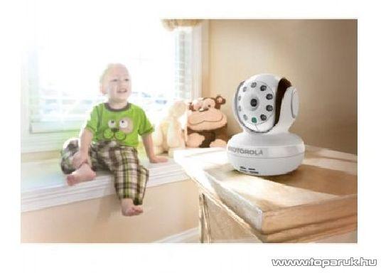 Motorola MBP36S Videós Babaőrző, bébiőr (Baby monitor) kamerával, 300 m hatótávolság