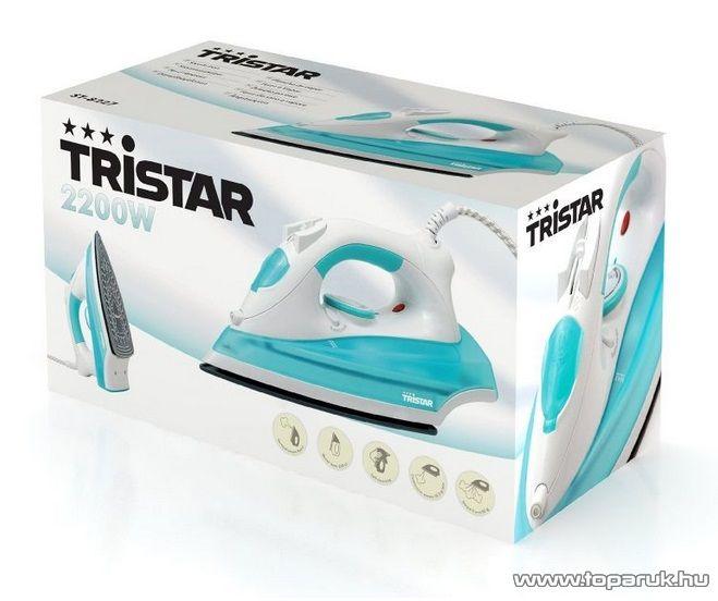 TRISTAR ST-8227 gőzölős vasaló, 2200 W, türkiz