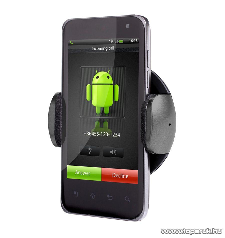 Dension Car Dock for SmartPhone 2 univerzális bluetooth autós kihangosító okostelefonokhoz - készlethiány