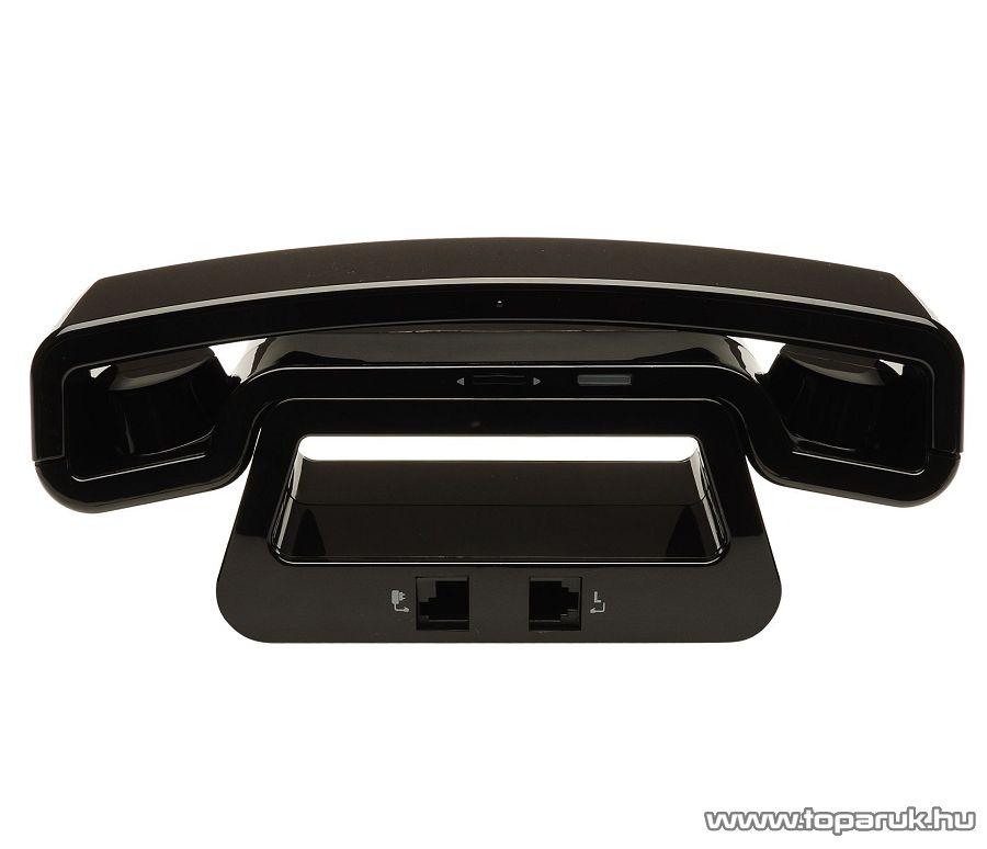 Swissvoice ePure Black DECT telefon, fekete - megszűnt termék: 2015. november