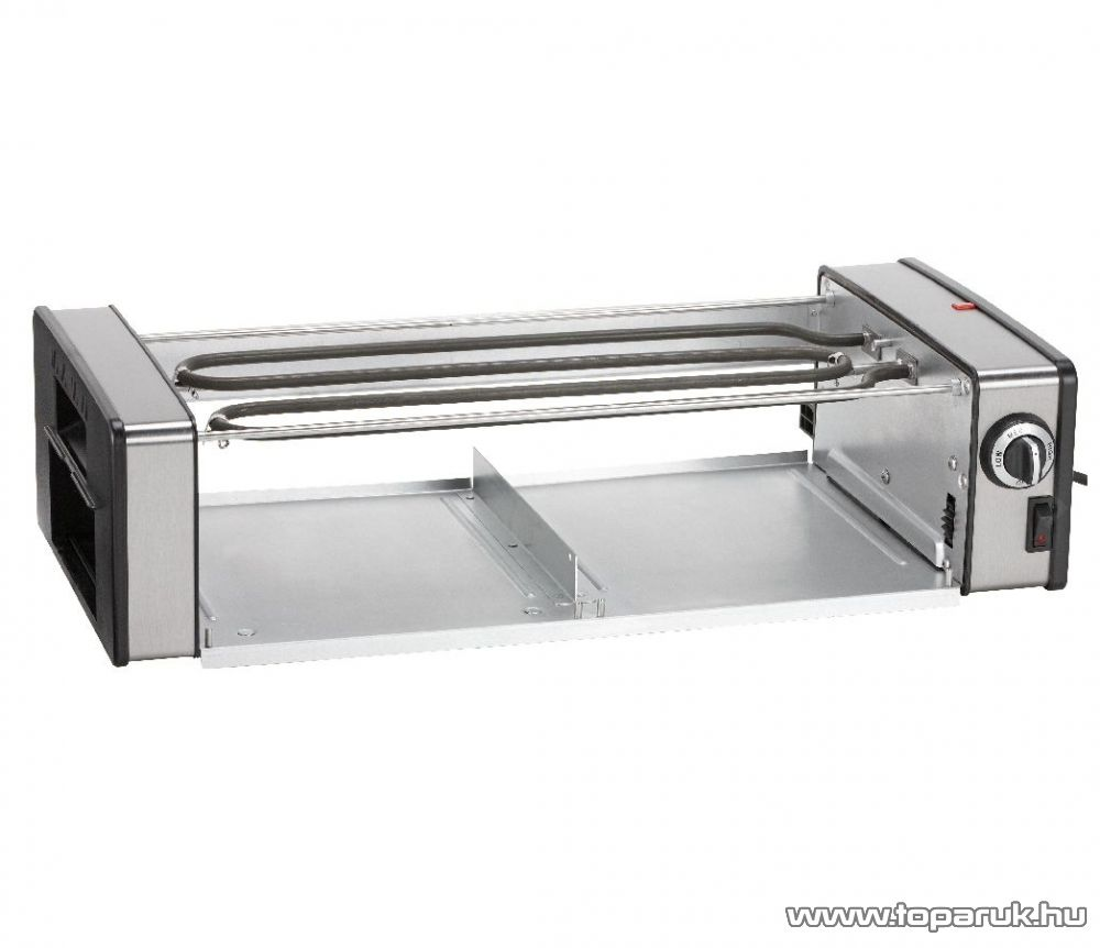 TRISTAR RA-2993 INOX multifunkciós elektromos grillsütő, 1600W