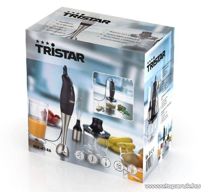 TRISTAR MX-4146 botmixer szett, 200W
