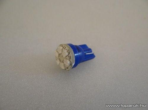6 SMD LED-es, 180 fok látószögű, W5W foglalatú 5W-os helyzetjeltő led (LD6-W5W)