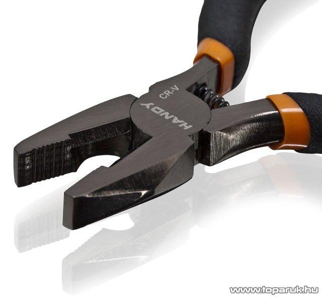 Handy Kombinált fogó, gumírozott nyél, 125 mm (10315)