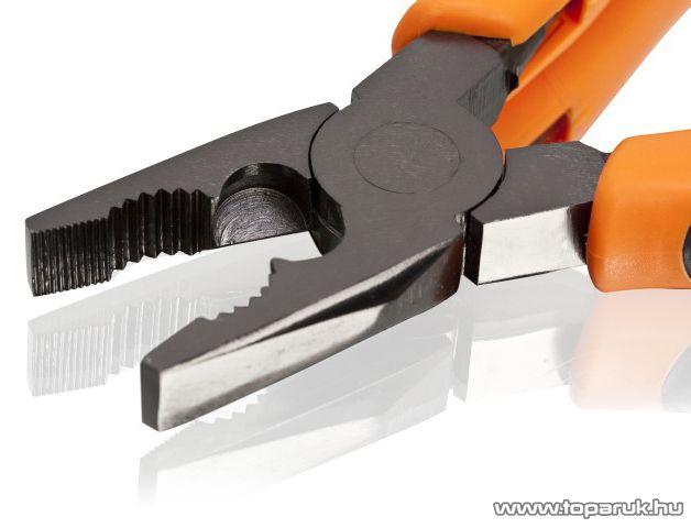 Handy Kombinált fogó, gumírozott nyél, 175 mm (10324) - készlethiány