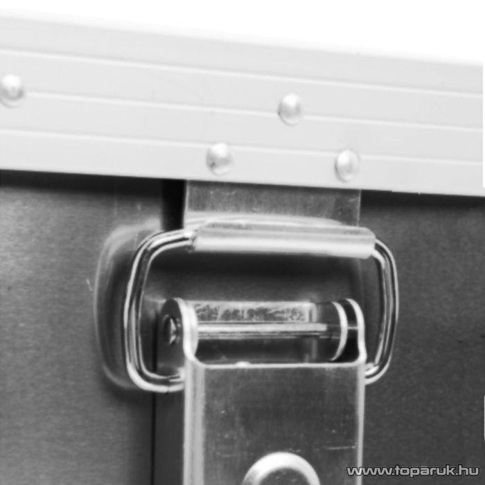 Handy Fém szerszámtartó láda, 770 x 420 x 330 mm (10751) - készlethiány