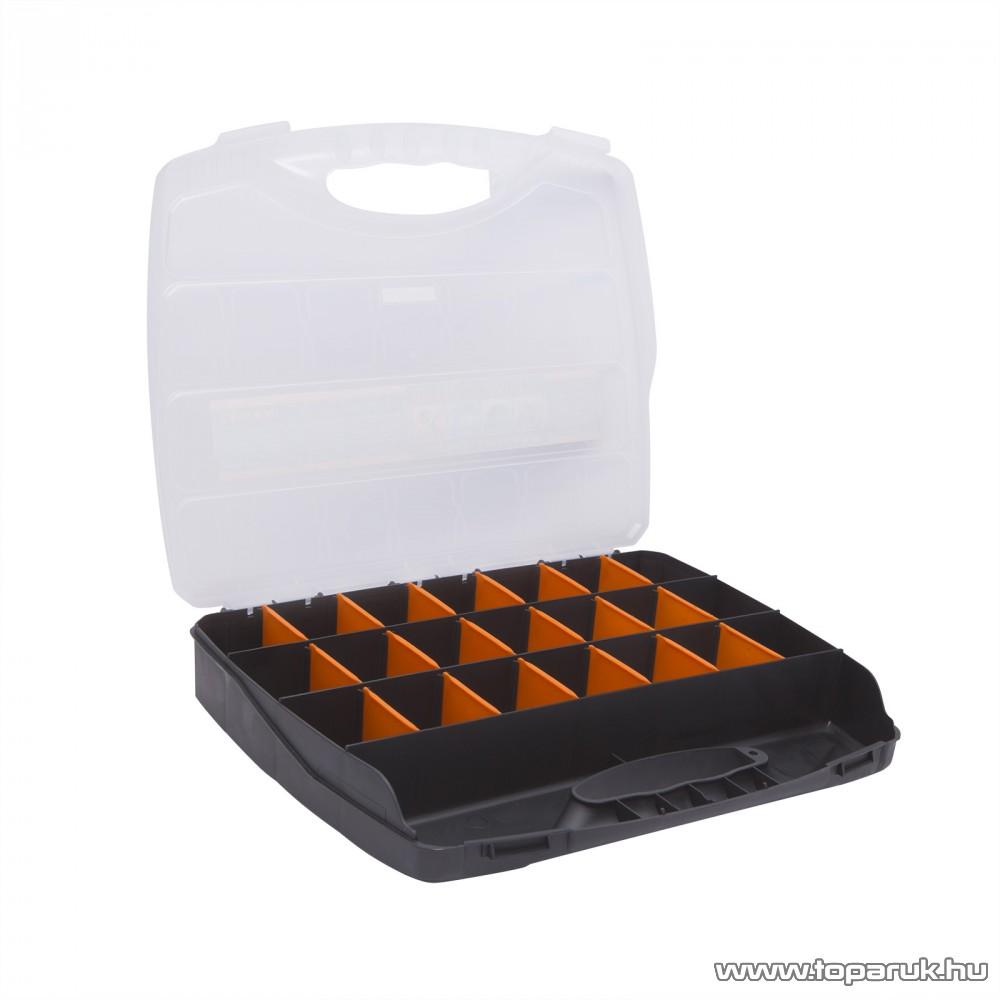 Handy Műanyag kelléktároló doboz, 320 x 260 x 50 mm (10964)