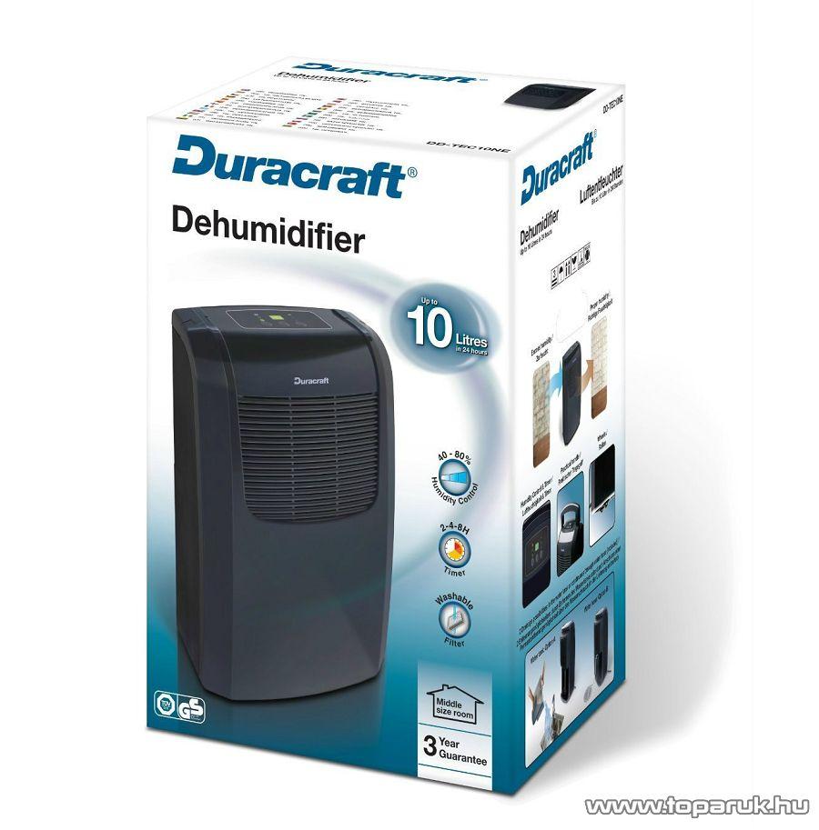 Duracraft DD-TEC10NE Elektromos párátlanító