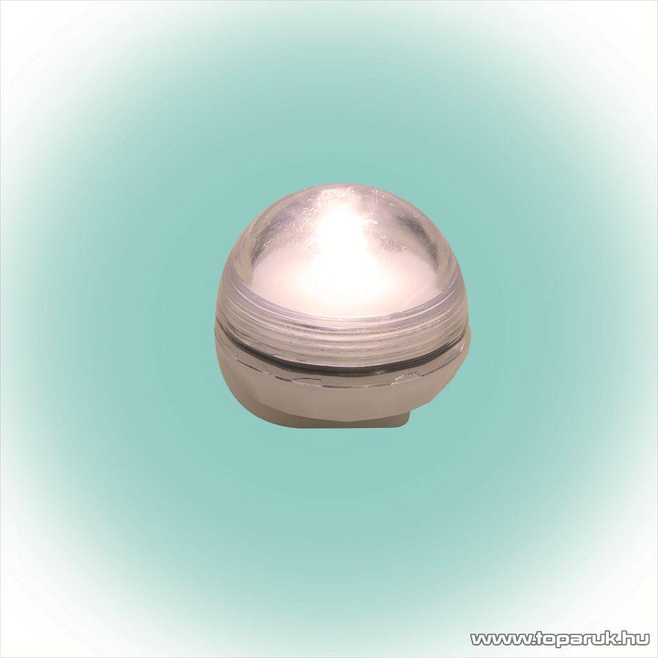 HOME CDF 1/WW Kültéri 1 LED-es, elemes, vízálló mécses szett, meleg fehér világítással, 12 db / szett