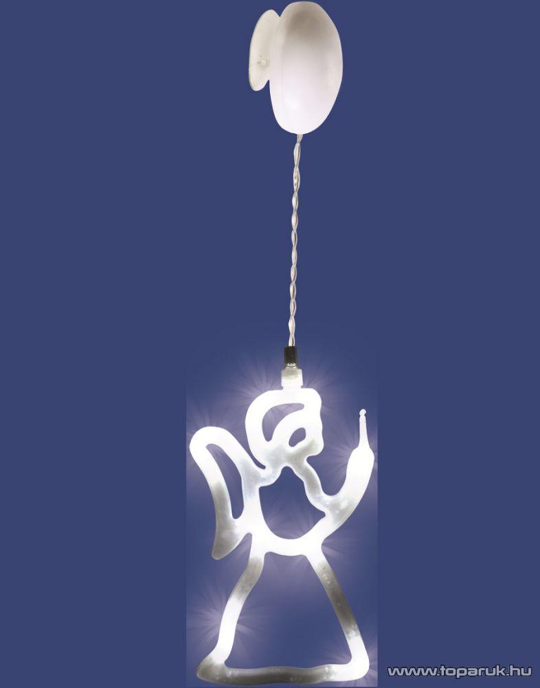 HOME KID 403 LED-es ablakdísz, angyal - megszűnt termék: 2016. október