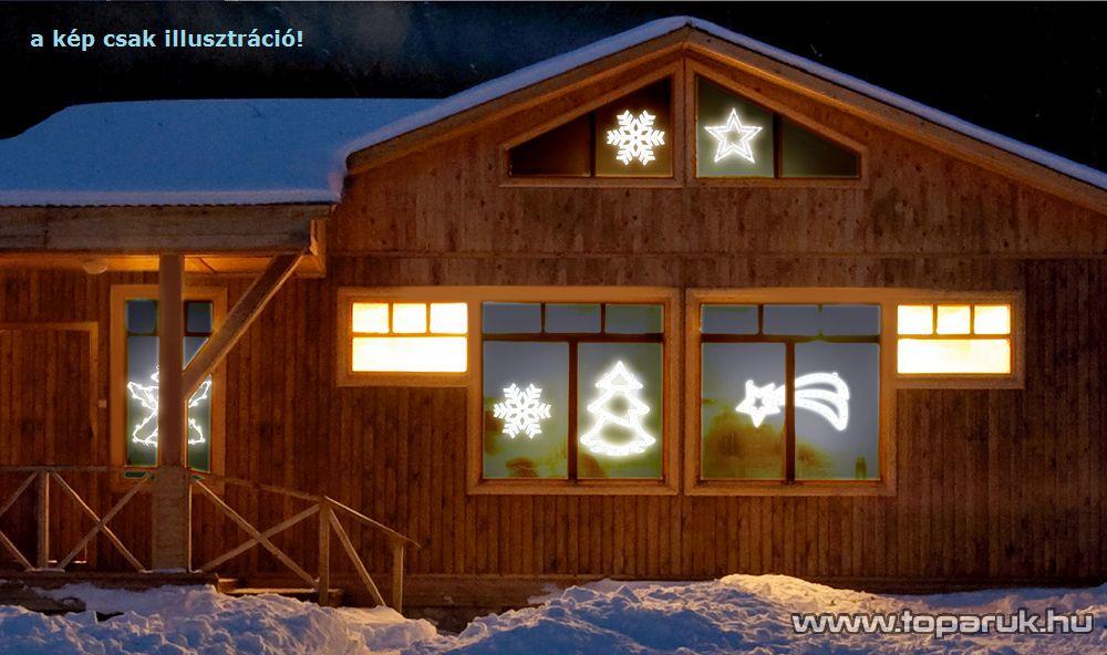 HOME KID 601 LED-es ablakdísz, angyal - megszűnt termék: 2015. október
