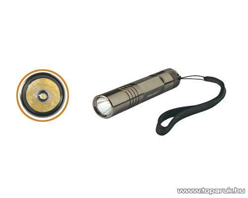 HOME MFL 01 LED-es elemlámpa, fém, 1 LED-es