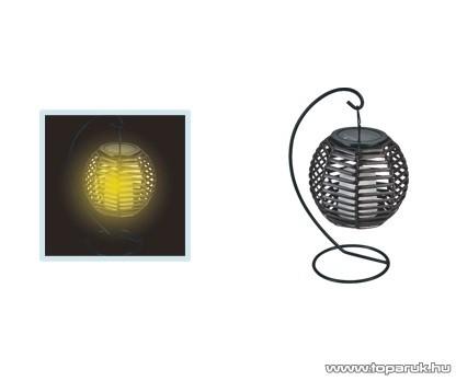 HOME MX 500 Szolár napelemes mécses dekoráció